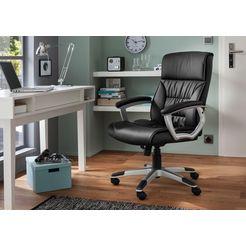 bureaustoel »flori« zwart