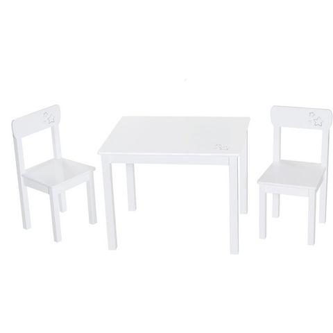 ROBA tafel en stoelen voor kinderen, »Kindermeubelen«