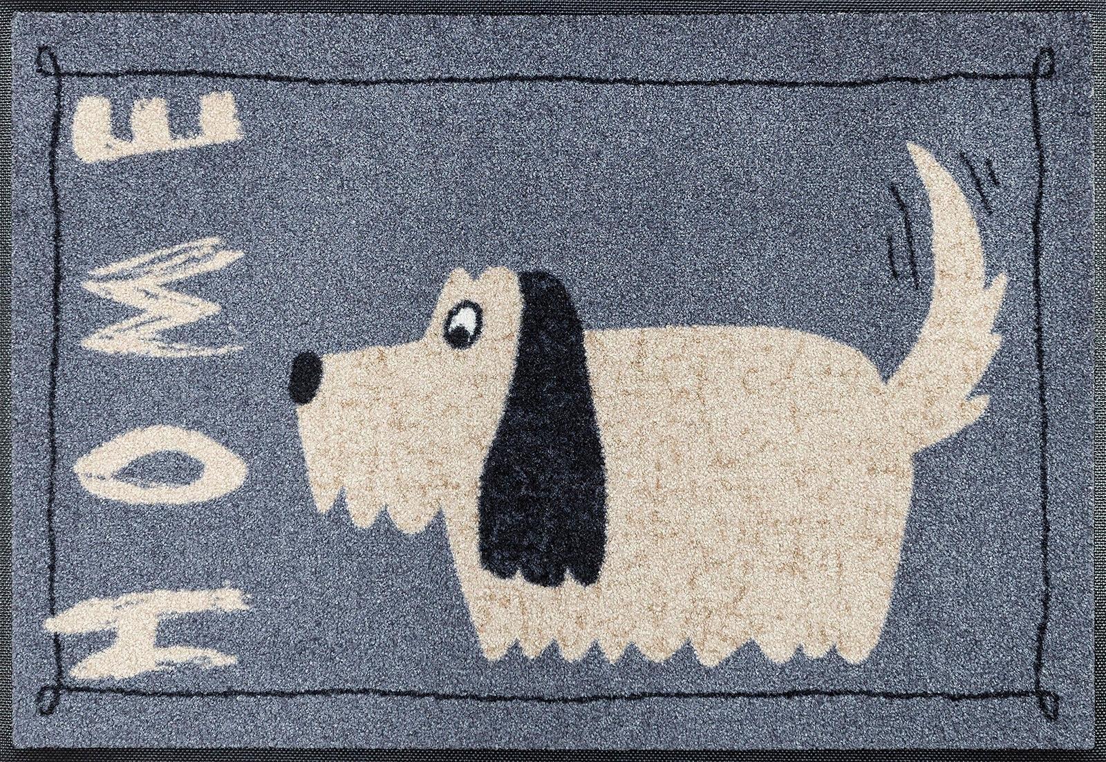 wash+dry by Kleen-Tex mat Doggy Home Inloopmat, met quote nu online kopen bij OTTO