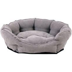 silvio design honden- en kattenbed grijs