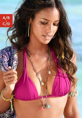 s.Oliver Beachwear s.Oliver RED LABEL Beachwear triangeltop »Spain« nu online kopen bij OTTO