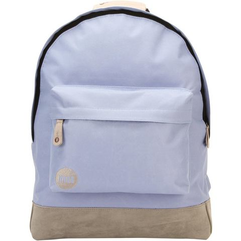 mi pac. rugzak met laptopvak, Classic, cornflower blue/grey