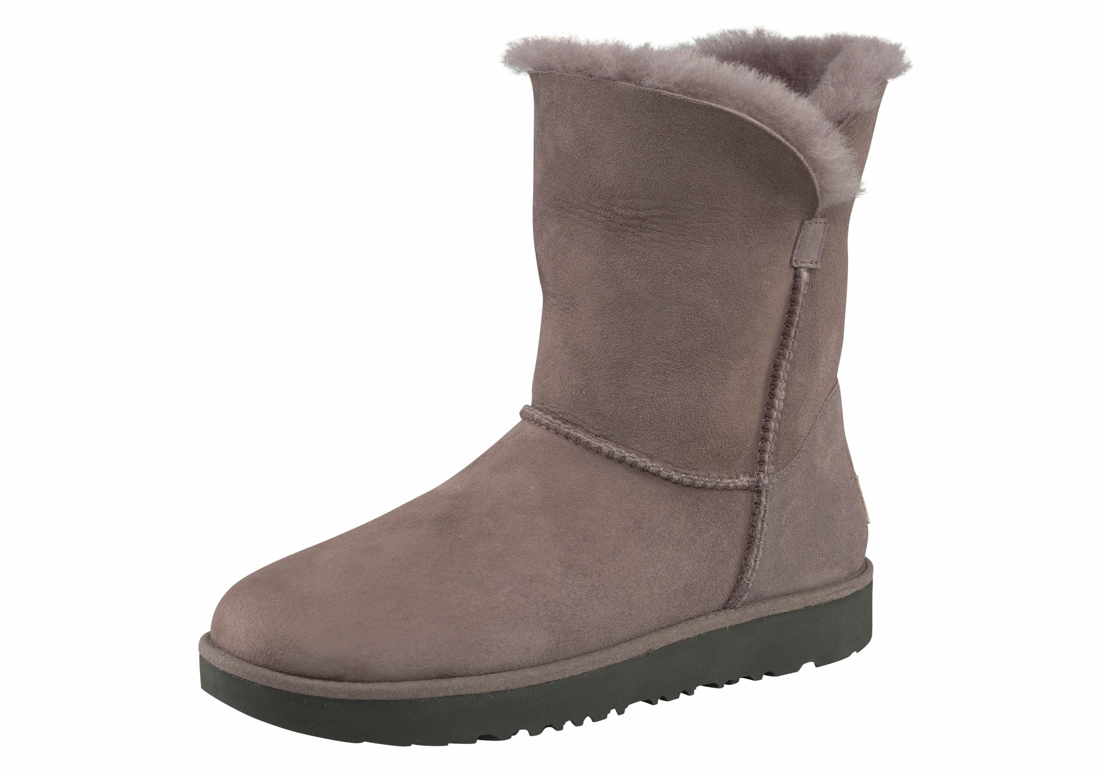 Ugg boots zonder sluiting »Classic Cuff Short« nu online bestellen