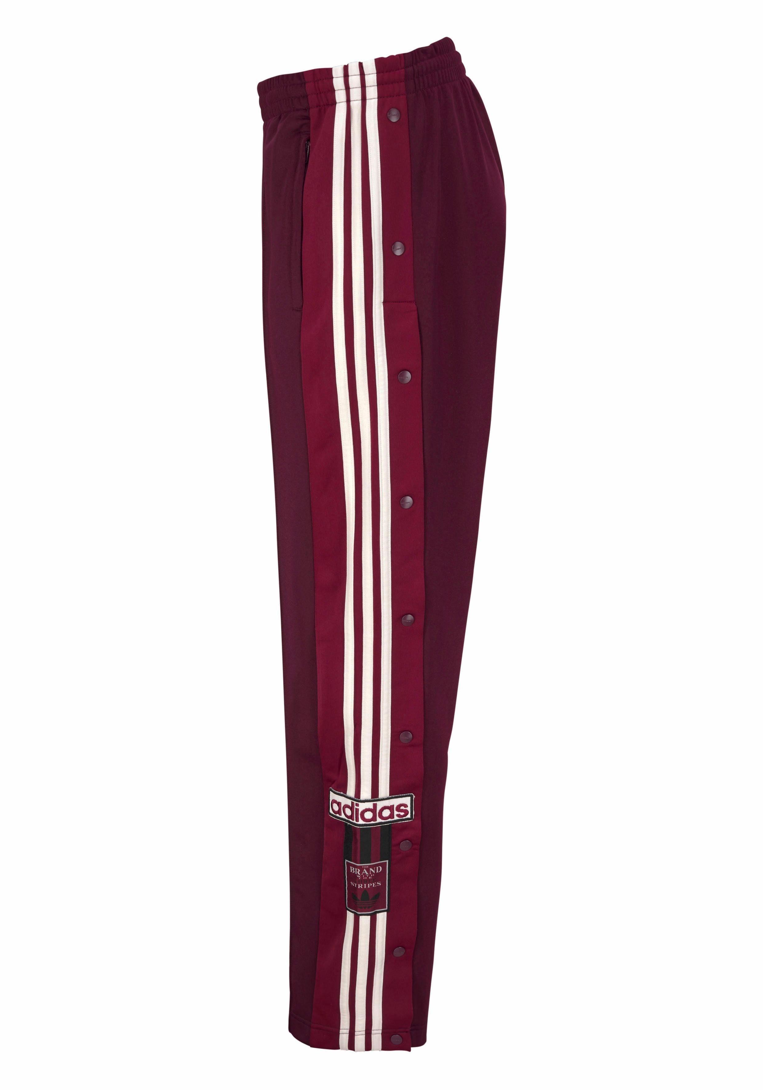 adidas originals broek rood