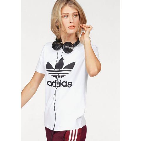NU 21% KORTING: adidas Originals T-shirt TREFOIL TEE