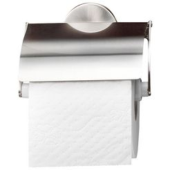 fackelmann toiletrolhouder »fusion« zilver