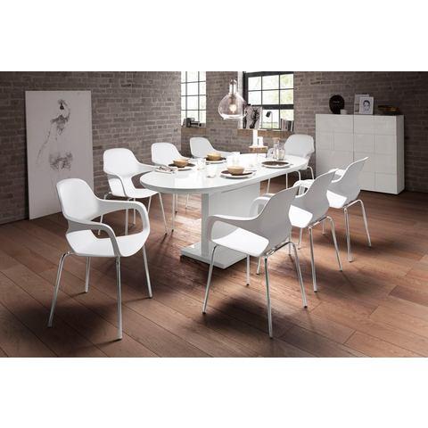 Eettafel van FSC®-gecertificeerd houtmateriaal