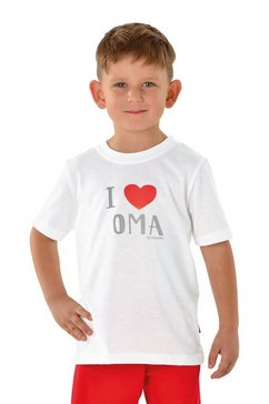 trigema t-shirt wit