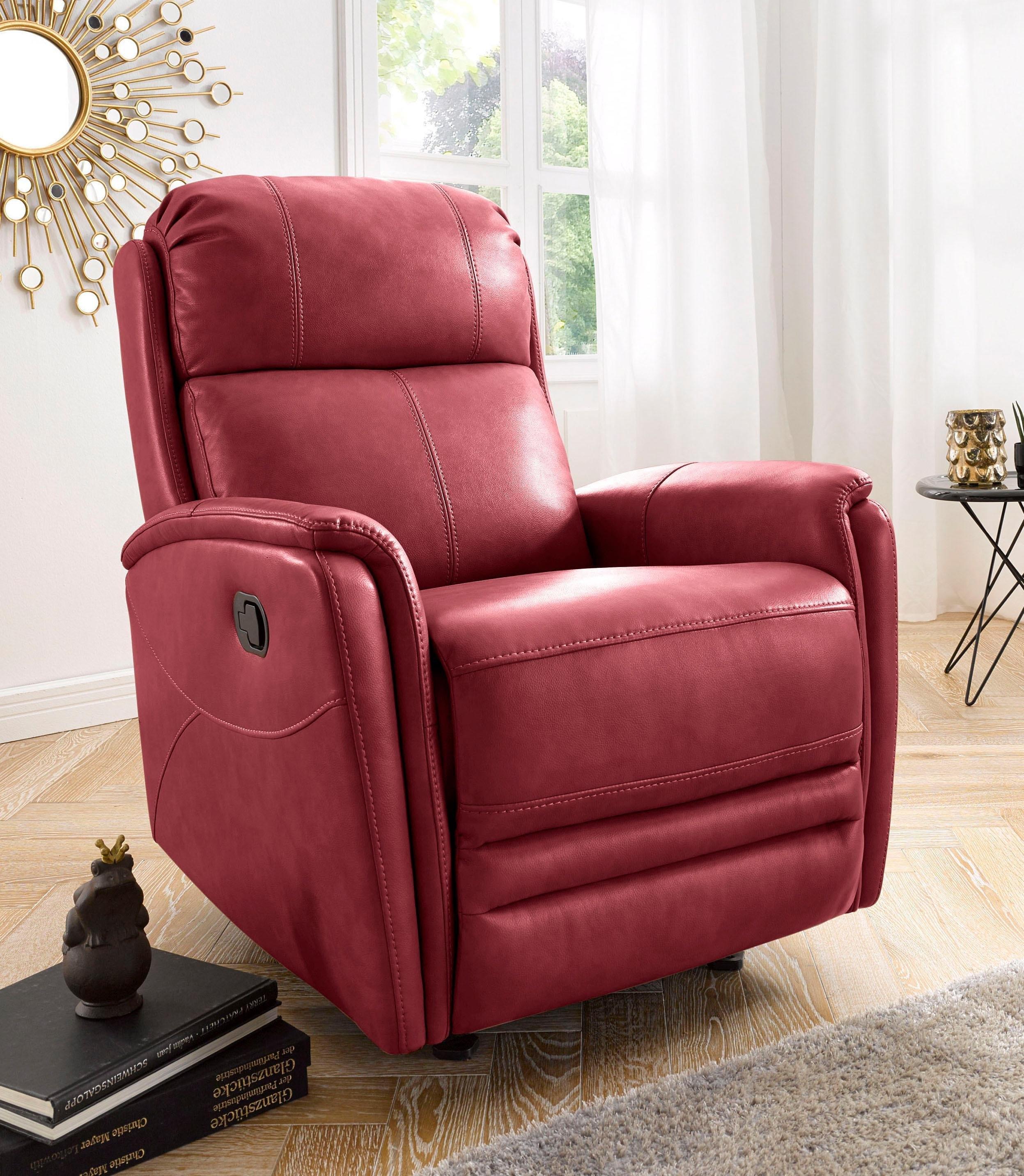 Recliner-fauteuil bestellen: 14 dagen bedenktijd