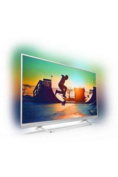 49PUS6482/12 LED-TV (123 cm / (49 inch)), 4K Ultra HD, Smart TV