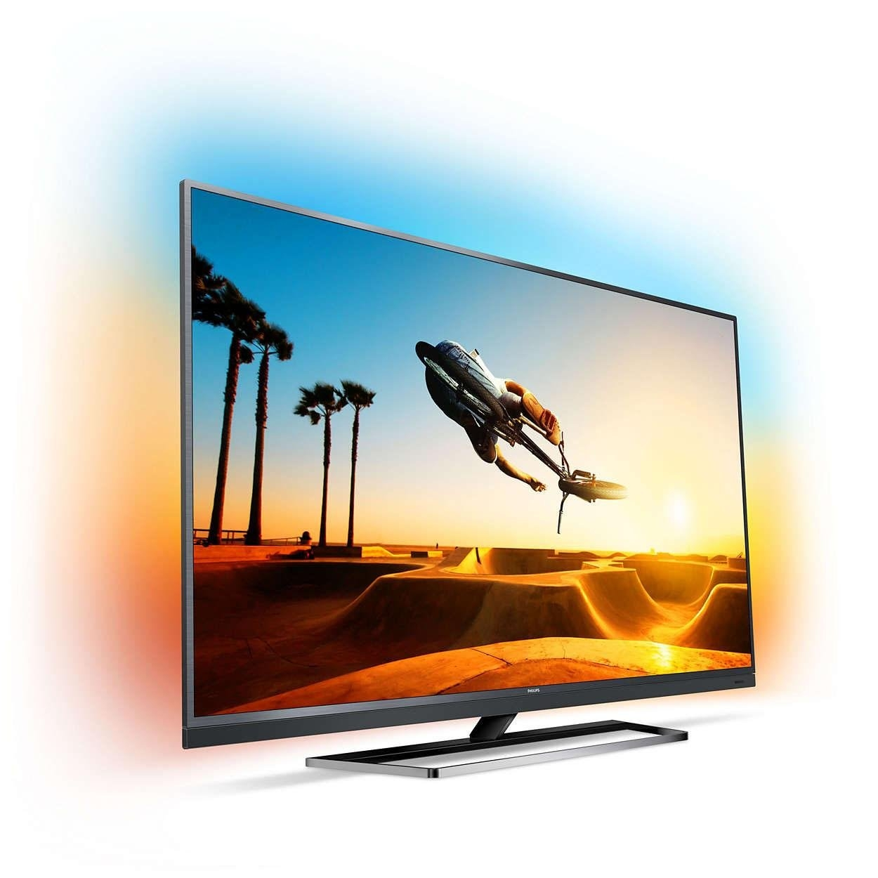 philips 49pus7502 12 led tv 123 cm 49 inch 4k ultra hd smart tv online shoppen otto. Black Bedroom Furniture Sets. Home Design Ideas