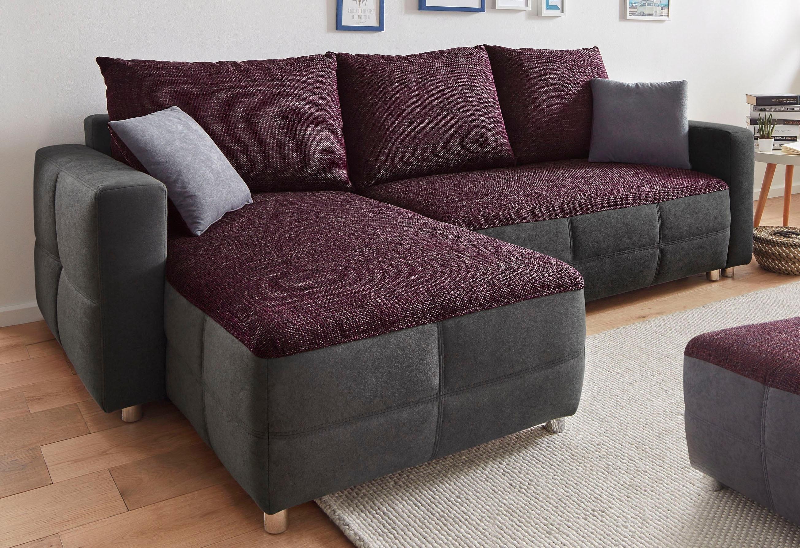 Op zoek naar een Raum.id SIT & MORE hoekbank met slaapfunctie en bedkist? Koop online bij OTTO