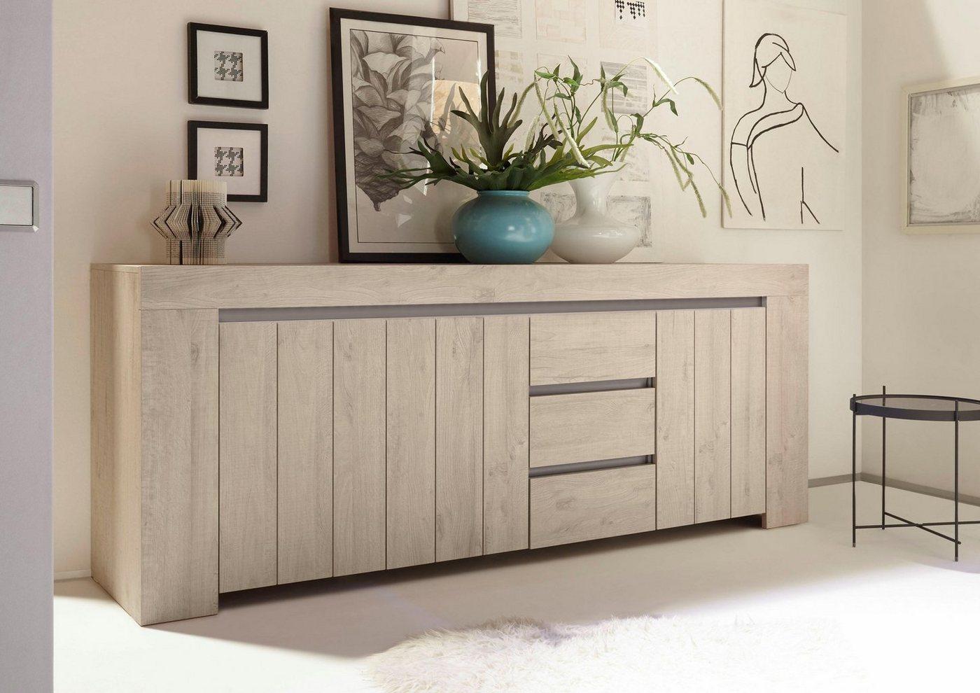 LC PALMIRA dressoir, breedte 210 cm