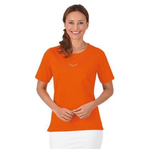 TRIGEMA T-shirt met Swarovski® crystals »T-shirt met Swarovski® crystals«