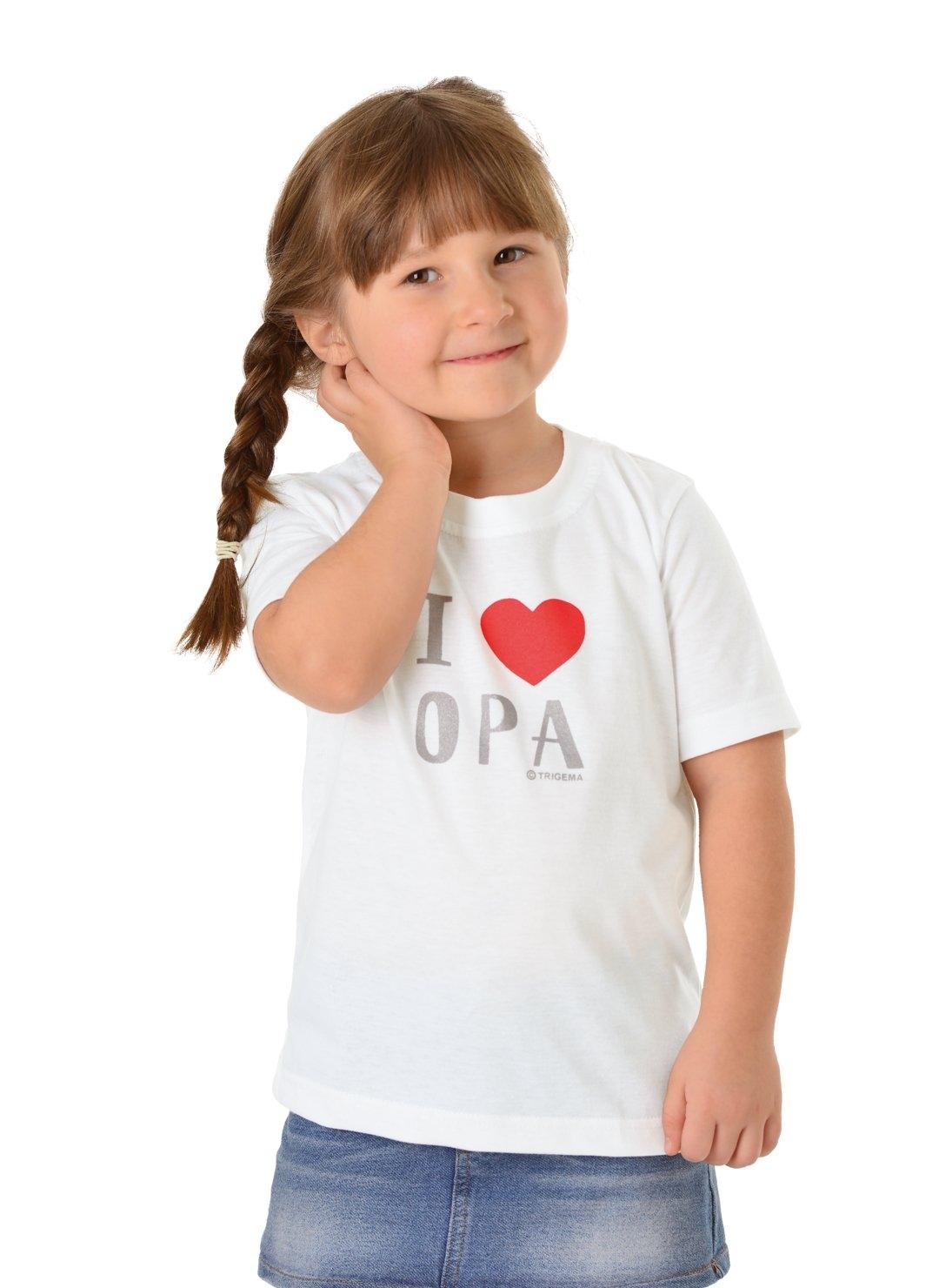 Trigema T-shirt Lievelingsopa nu online bestellen