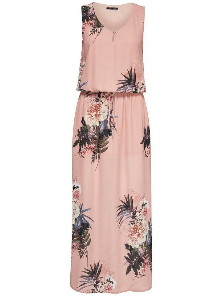 ONLY Bedrukte Maxi jurk roze