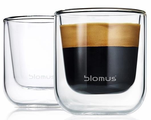 BLOMUS espressoglas Nero Dubbelwandig, 2-delig (set, 2-delig) nu online bestellen