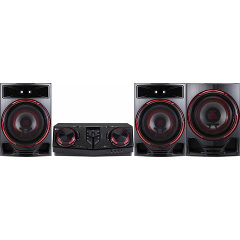 LG CJ88 stereoset, Bluetooth, RDS, 2x USB