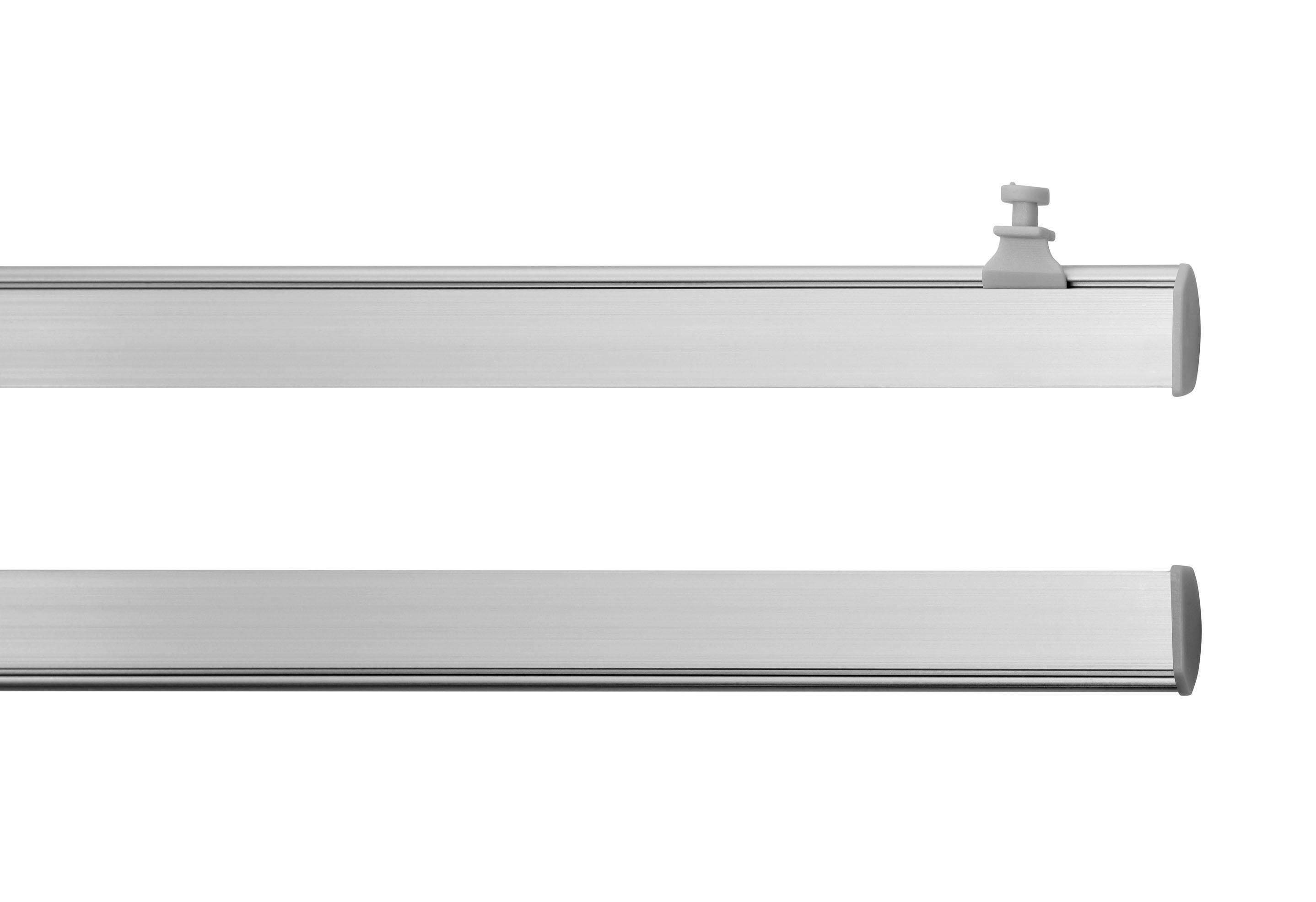 paneelwagen good life klempaneel voor schuifgordijnen van aluminium 60 cm breed makkelijk. Black Bedroom Furniture Sets. Home Design Ideas