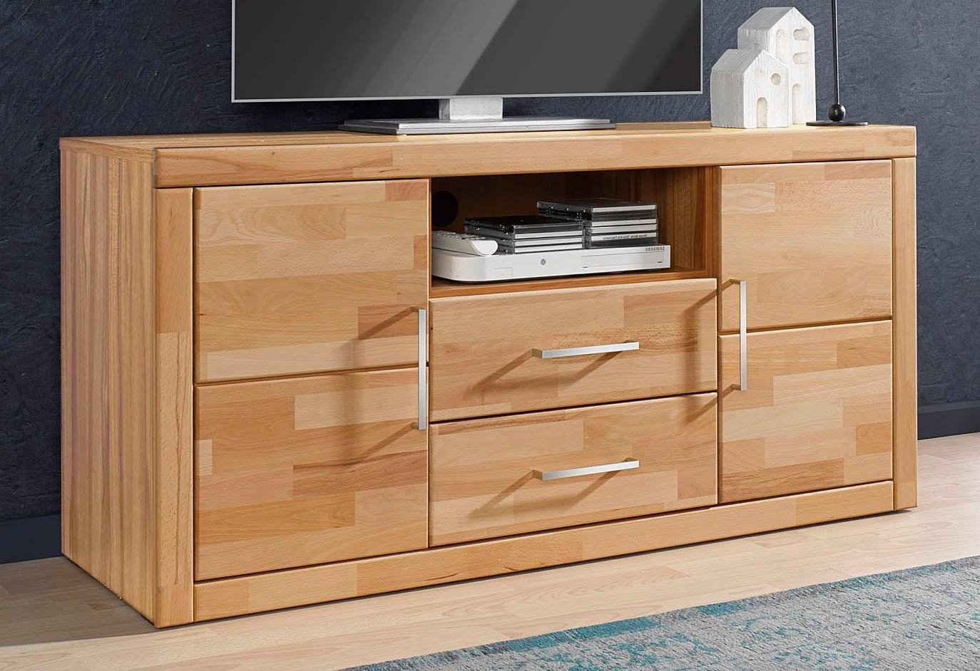 Places of Style roomed TV-meubel, breedte 130 cm online kopen op otto.nl