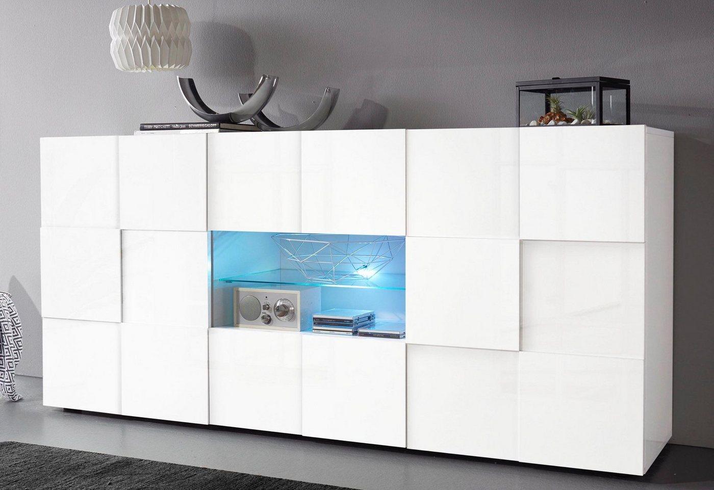 LC dressoir Dama, breedte 181 cm