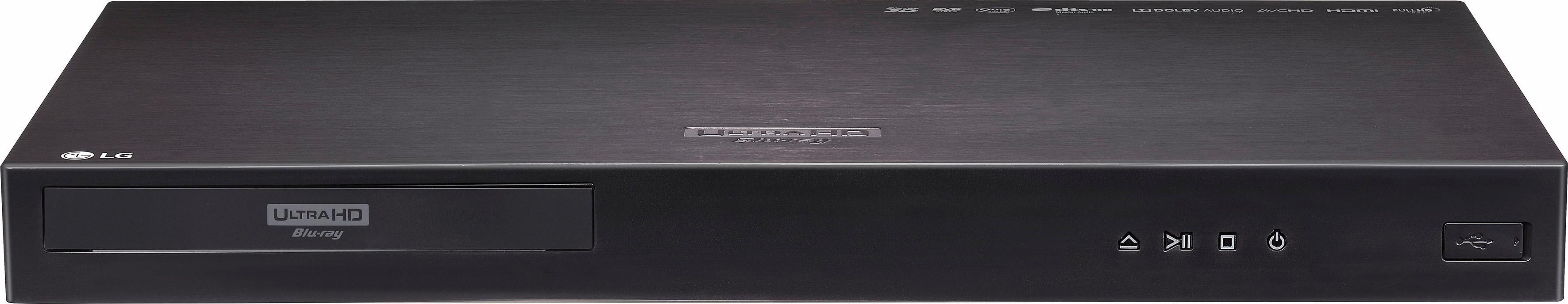 LG UP970 blu-ray-speler, 3D-ready, 4K (Ultra HD), WLAN in de webshop van OTTO kopen