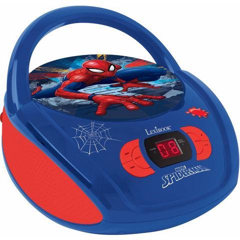 LEXIBOOK cd-speler met radio, 'Ultimate Spider Man'