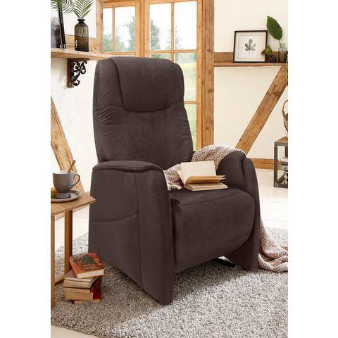 HOME AFFAIRE relaxfauteuil Mamba, 3 afmetingen, naar keuze handmatig of elektrisch verstelbaar