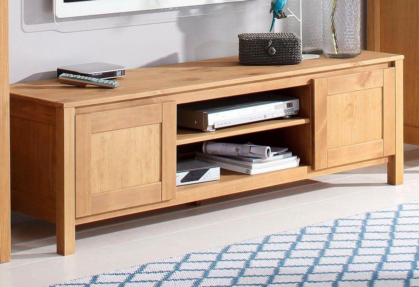 HOME AFFAIRE TV-meubel Kubo, breedte 150 cm in een tijdloos design