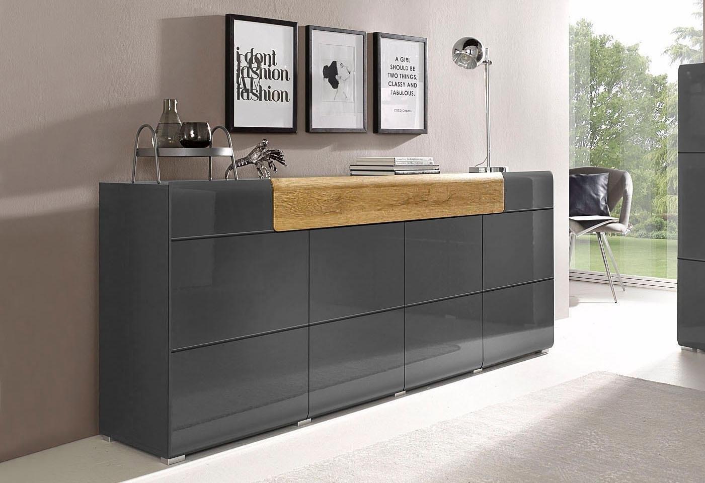 Trendmanufaktur Dressoir »Toledo«, breedte 208 cm - verschillende betaalmethodes