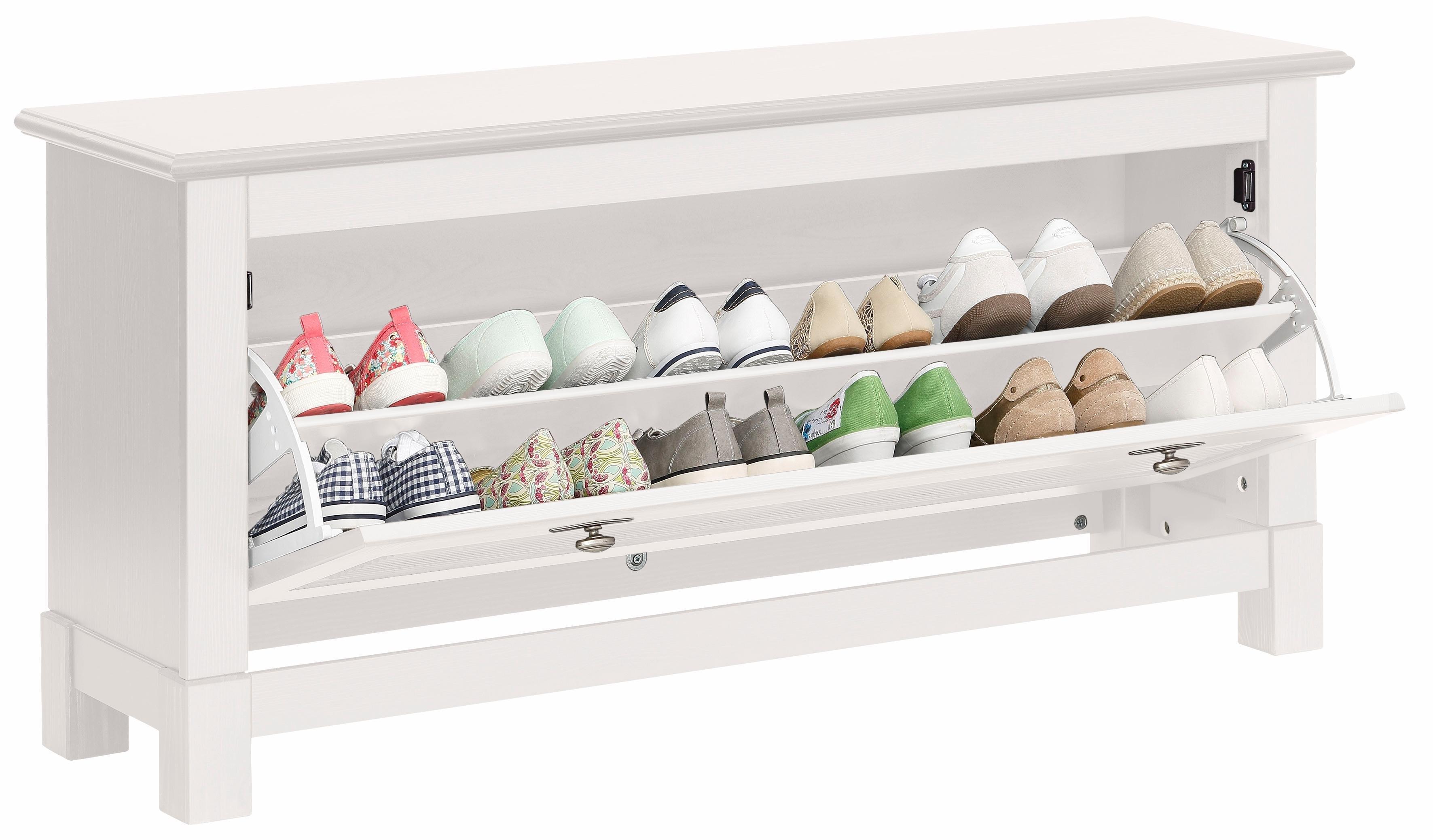 Home affaire schoenenbank Rauna van massief grenen in de webshop van OTTO kopen