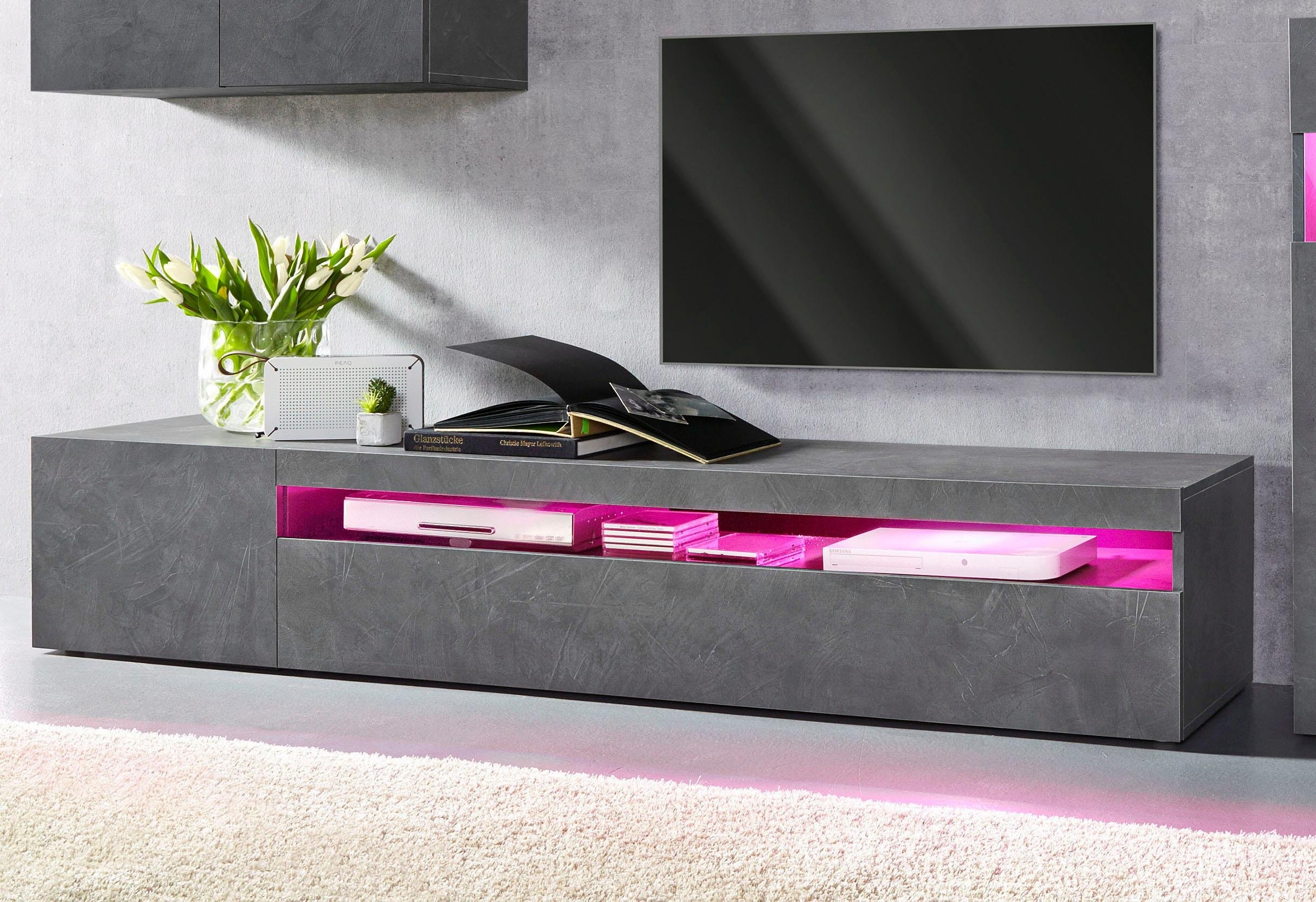 Tecnos Lowboard, breedte 200 cm goedkoop op otto.nl kopen