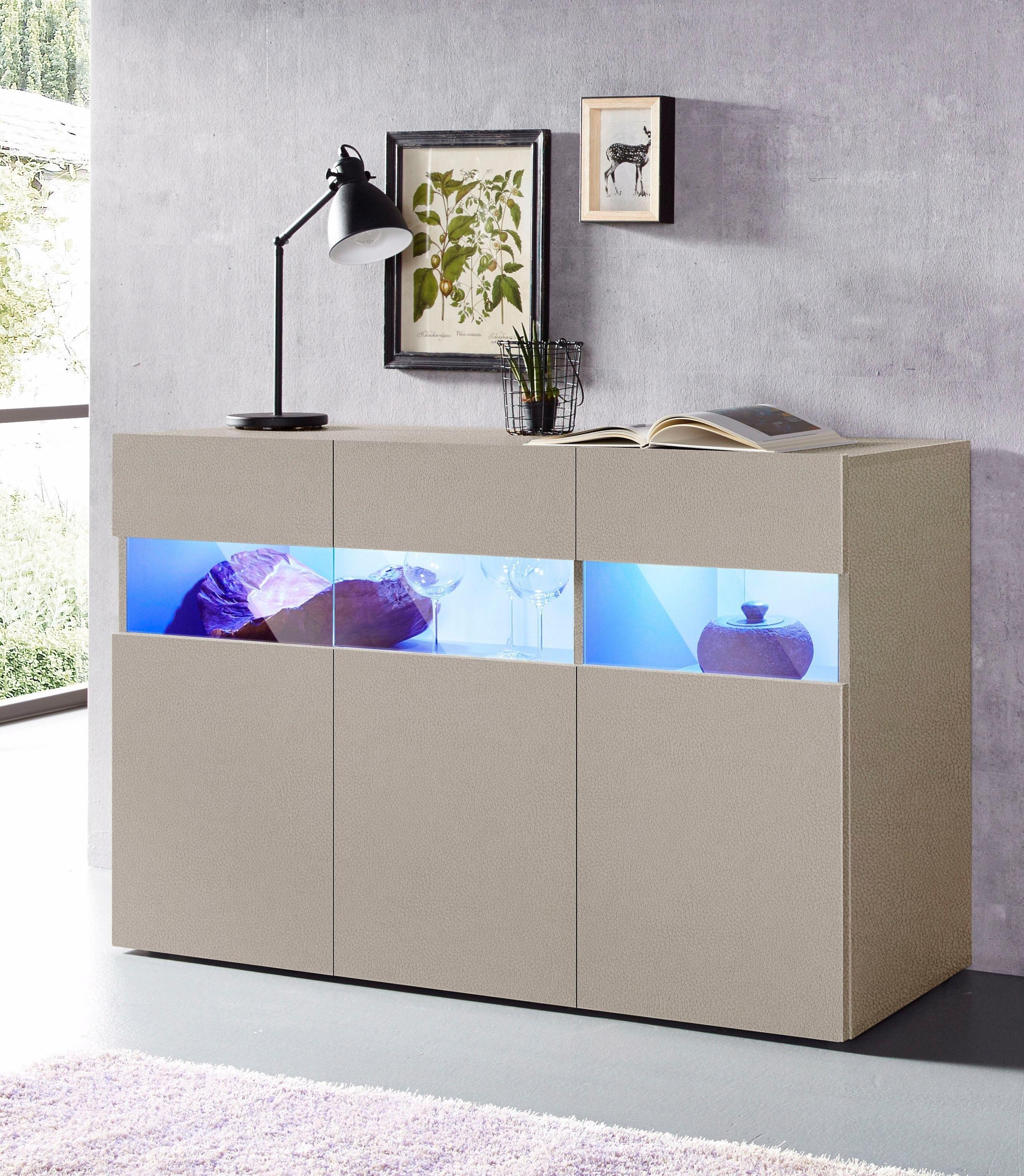 Tecnos Sideboard, breedte 130 cm voordelig en veilig online kopen