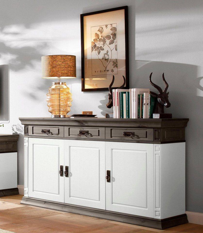 HOME AFFAIRE dressoir Vinales, breedte 158 cm
