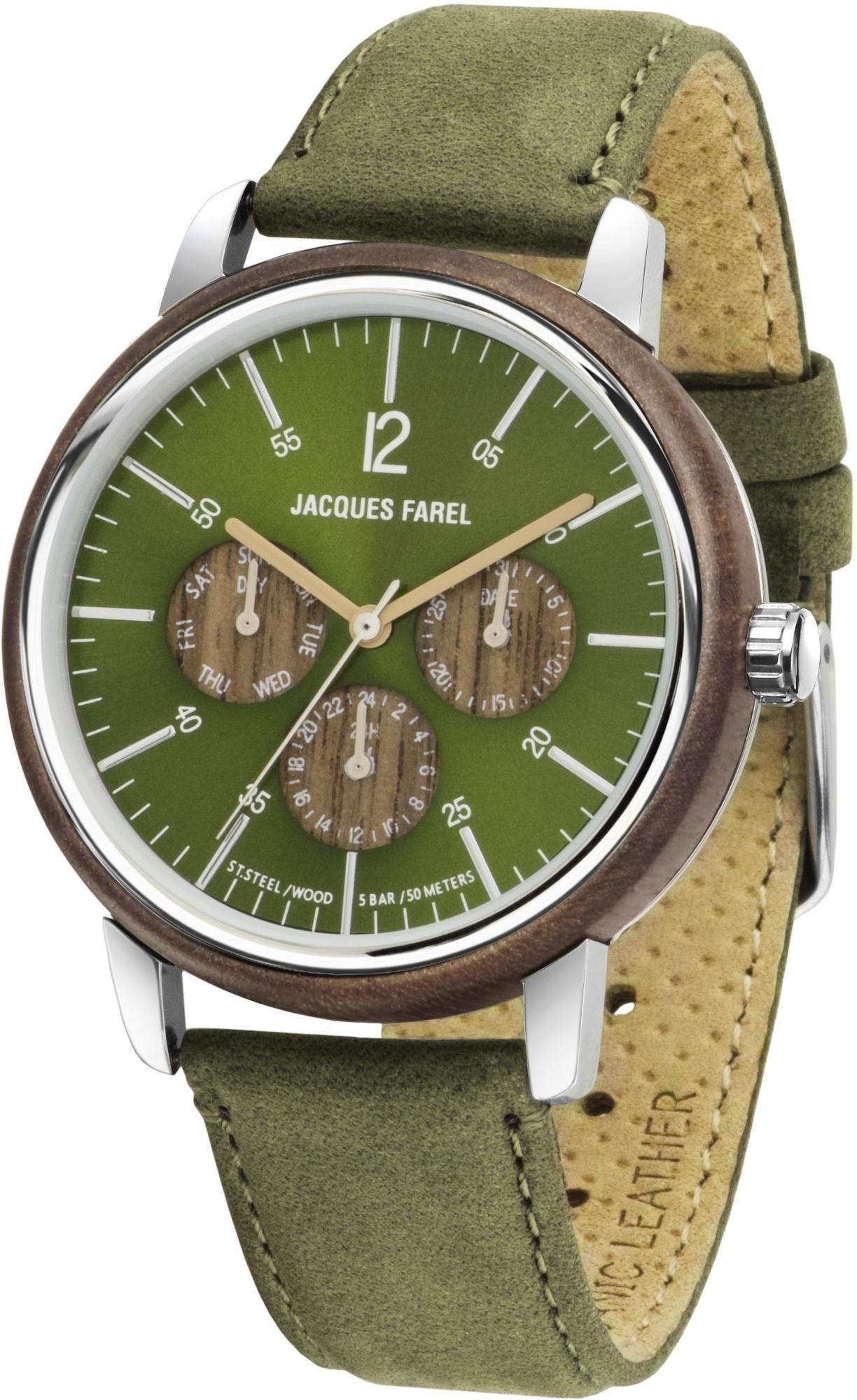 Jacques Farel Hayfield multifunctioneel horloge »ORM 2003« bestellen: 14 dagen bedenktijd