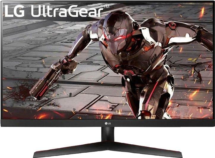 LG gaming-monitor 32GN600, 80 cm / 31