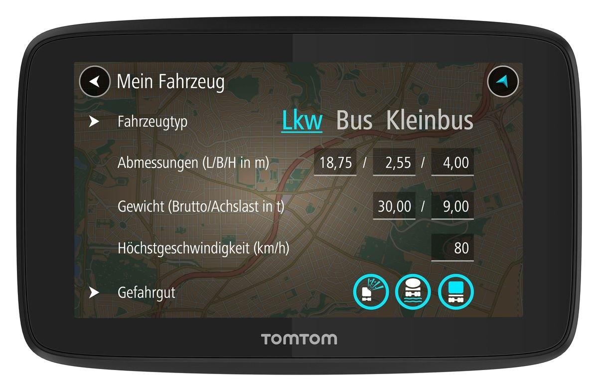 TomTom vrachtwagen-navigatiesysteem  »GO Professional 520« bij OTTO online kopen