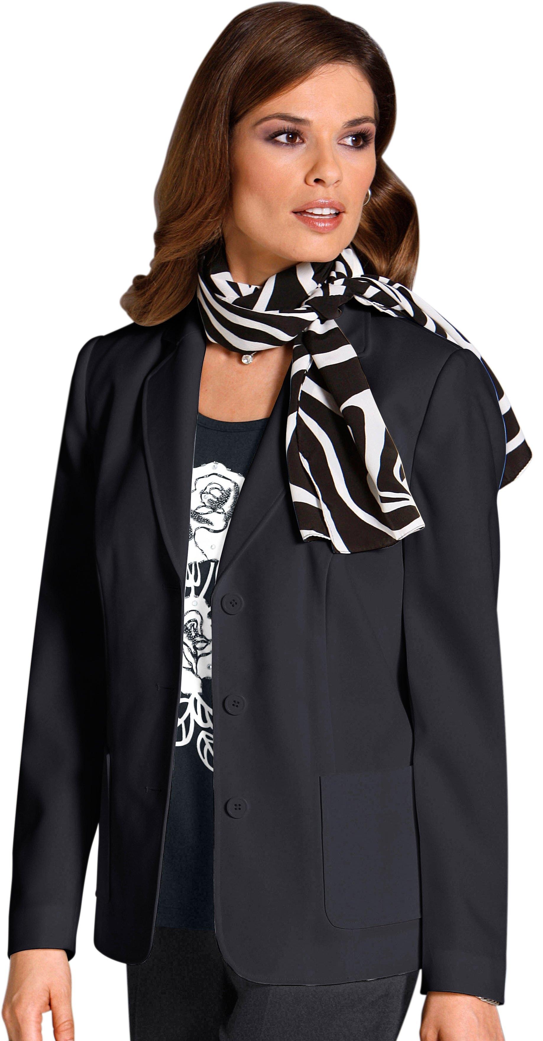 Classic blazer in bi-stretchkwaliteit voordelig en veilig online kopen