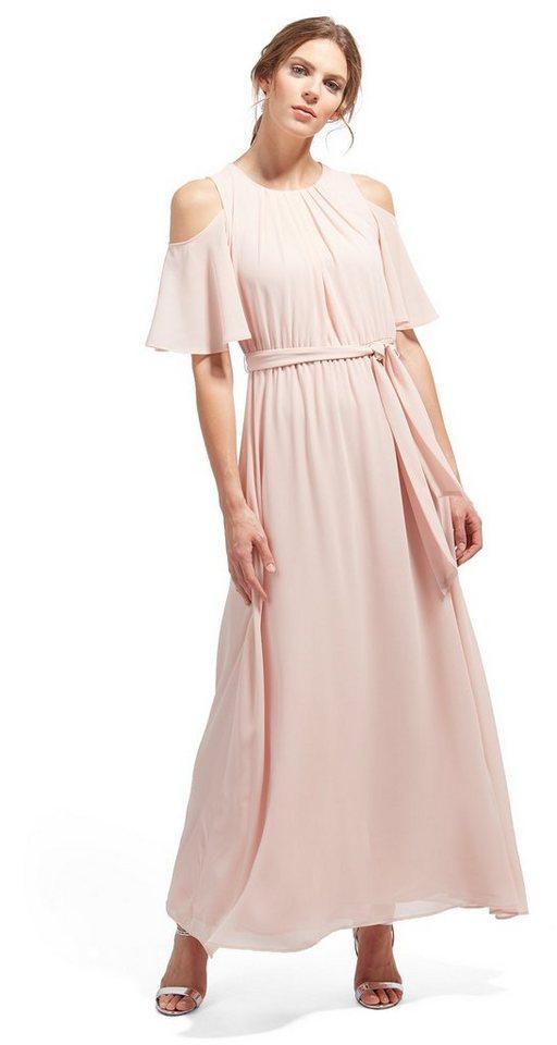 NU 21% KORTING: Tom Tailor jurk Offshoulderjurk van Naomi Campbell roze