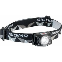 sigma sport hoofdlamp, »headled ii« zwart