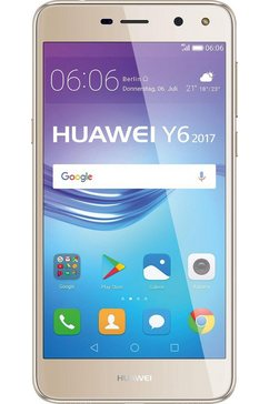 Y6 (2017) Dual SIM-smartphone (12,7 cm / 5 inch, Android 6.0 (Marshmallow))