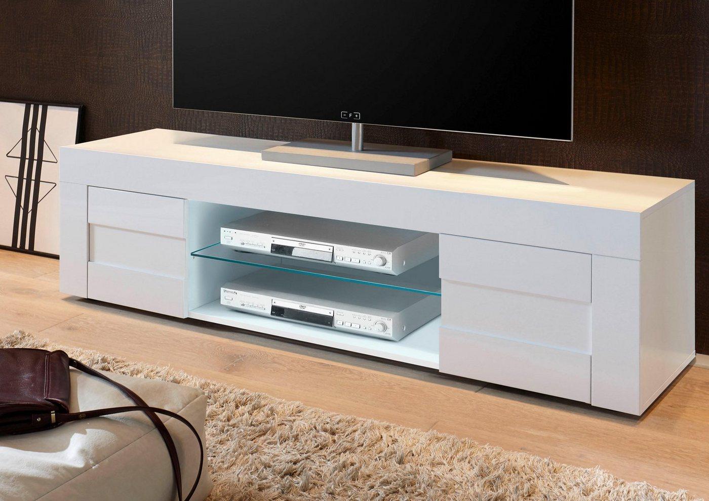 LC EASY TV-meubel, breedte 181 cm