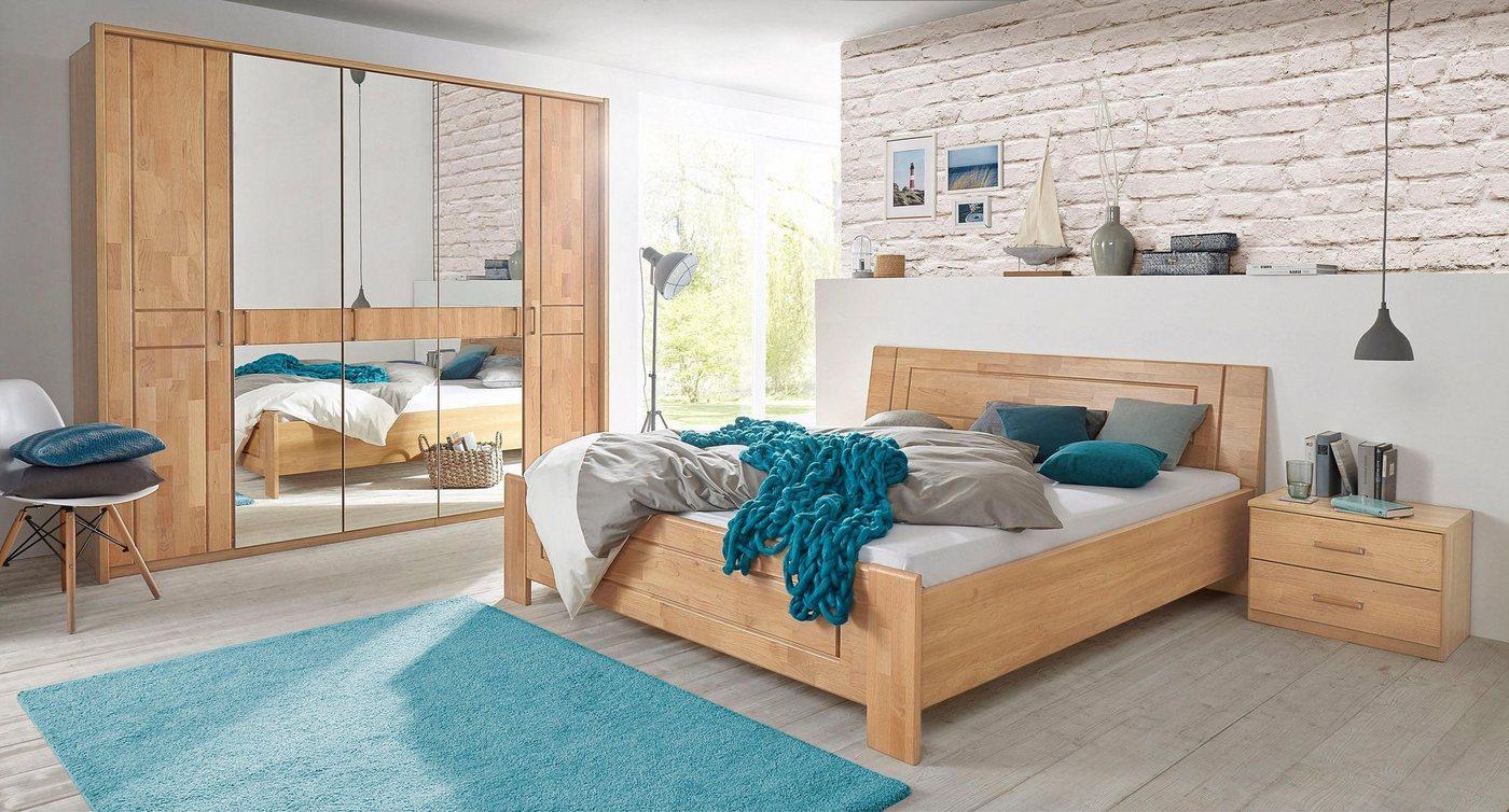 RAUCH slaapkamerserie Bramfeld (4-dlg.)