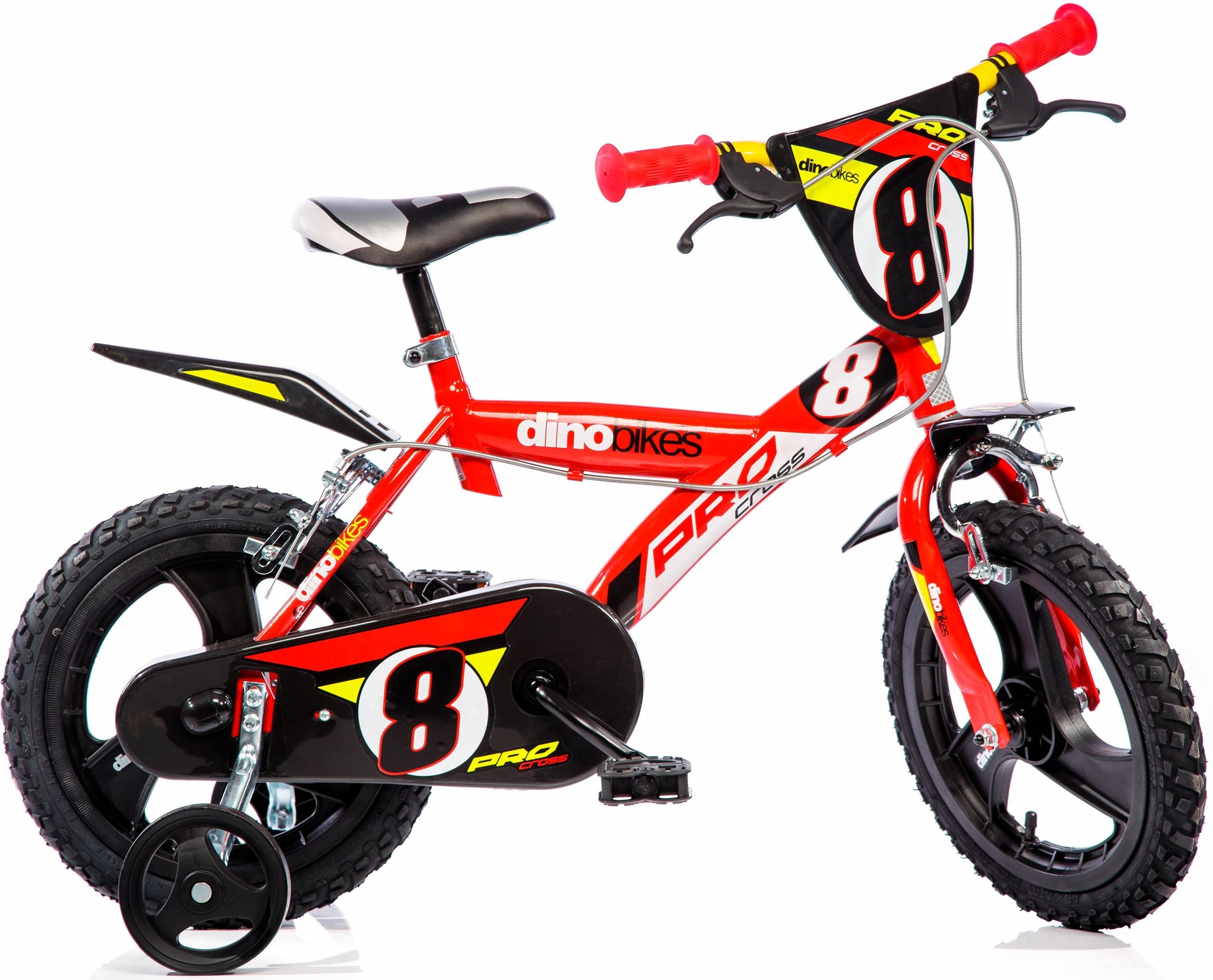 Dino kinderfiets voor jongens, 16 inch, 1 versnelling, »Sporty« goedkoop op otto.nl kopen
