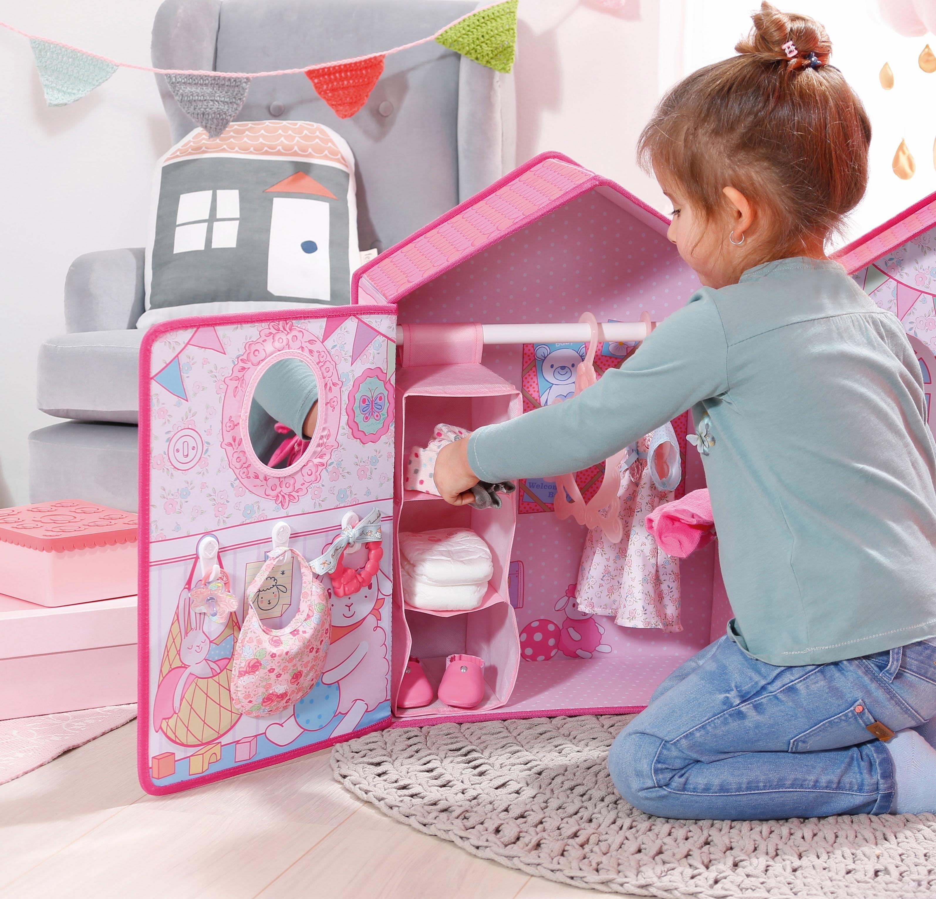 zapf creation poppenaccessoire baby annabell slaapkamer