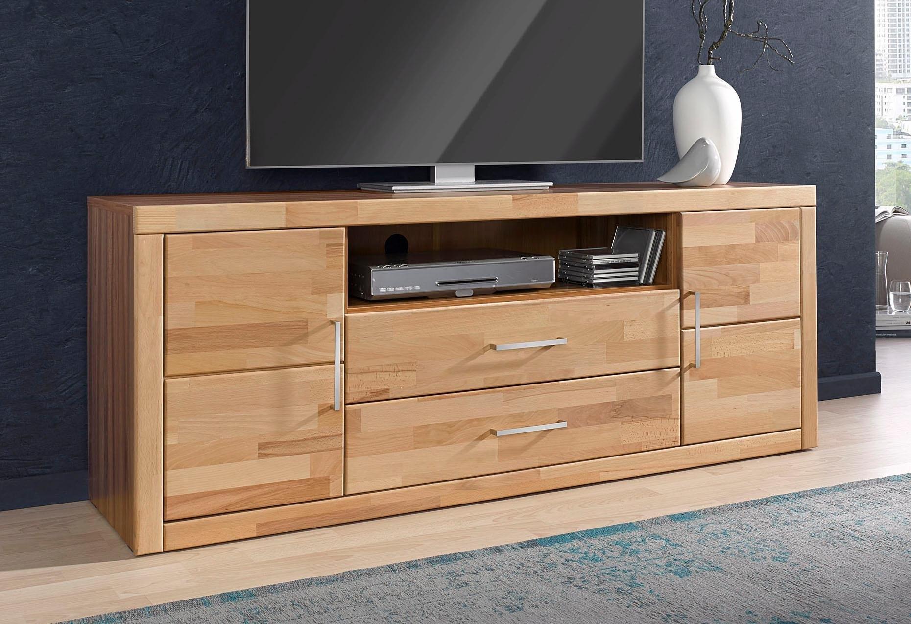 Places Of Style roomed TV-meubel, breedte 160 cm - gratis ruilen op otto.nl