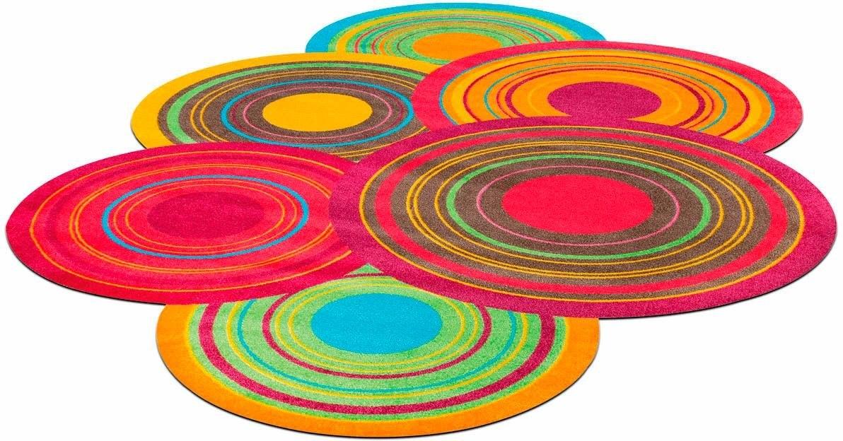 wash+dry by Kleen-Tex vloerkleed Cosmic Colours Woonkamer bestellen: 30 dagen bedenktijd