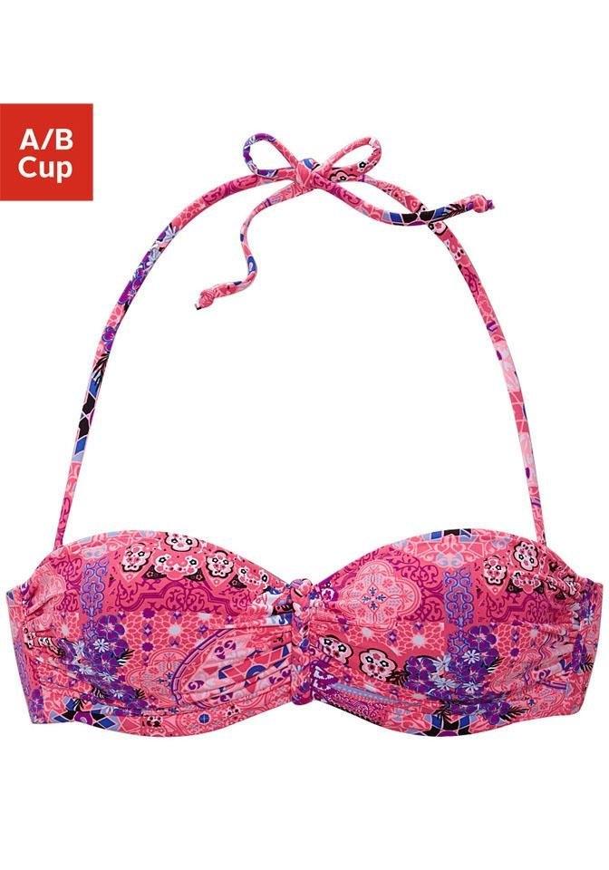 Buffalo bandeau-bikinitop Shari met paisleyprint nu online bestellen