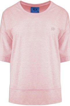 xox oversized shirt roze