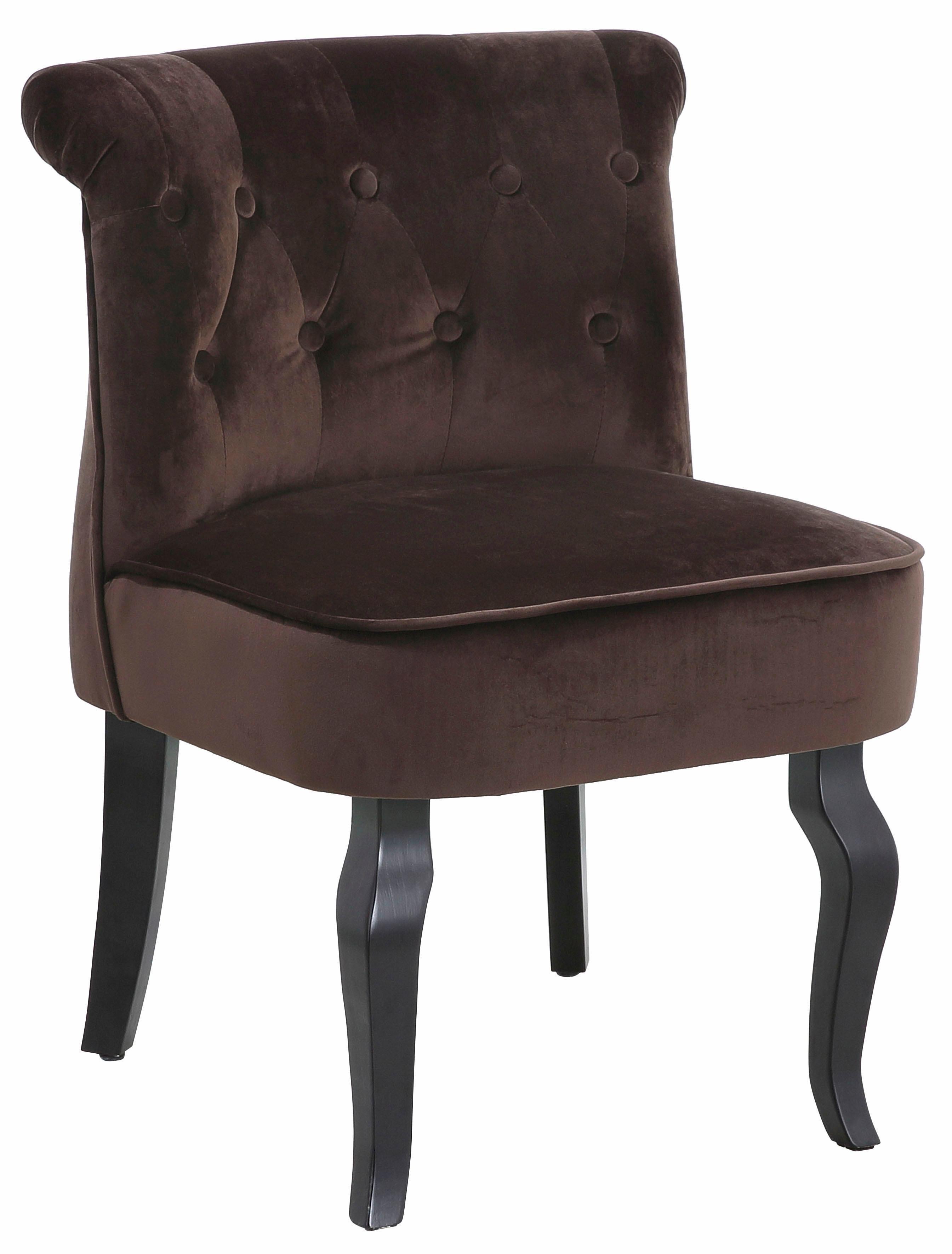 Home Affaire fauteuil »Beatrix« met capitonnage achter en opstaande naad veilig op otto.nl kopen